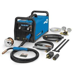 Miller Multimatic 215 Auto-Set Multiprocess Welder  with $20