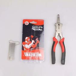 Weldflame Nickel-Iron Plated Antirust MIG Welding Pliers