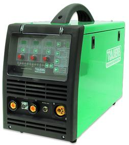 POWER I-MIG 275P Pulse MIG, Stick WELDER by EVERLAST, Push-P