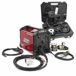 Lincoln Power MIG 210 MP Multi-Process Welder Aluminum One-P
