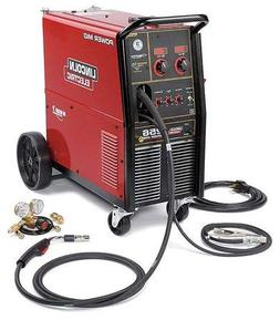 Lincoln Electric Power MIG 256 Wire-Feed Welder 300 Amps, Mo