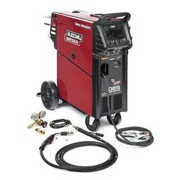 Lincoln Power Mig 260 Welder