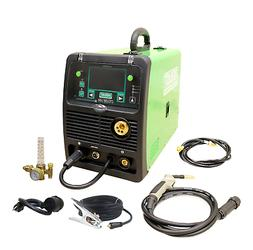 Everlast Poweri-MIG 140E MIG Welder, 110/120-volt, Green