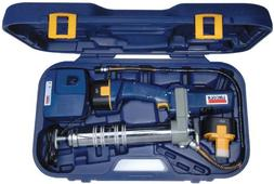 LINCOLN PowerLuber Grease Gun, with Case and Battery
