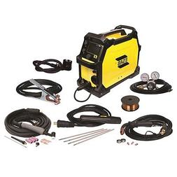 ESAB Rebel EMP 215ic MIG/Stick/Tig Welder  with $200 Rebate