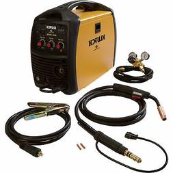 Klutch Reconditioned MIG 140SI Inverter-Powered MIG Welder-S