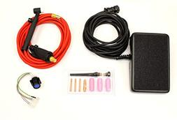 NOVA Tig Kit compatible with Lincoln Power Mig 210 MP Welder