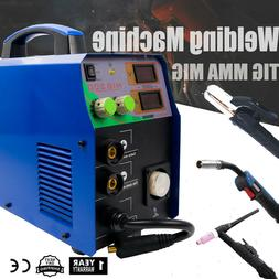 TIG / MMA / MIG 3 In 1 Interver Multifunction Welding Welder